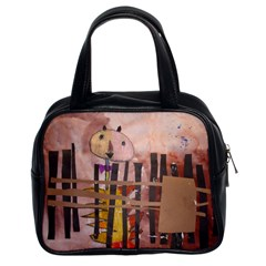 By 402   Classic Handbag (two Sides)   1n7jxrexc5gt   Www Artscow Com Front