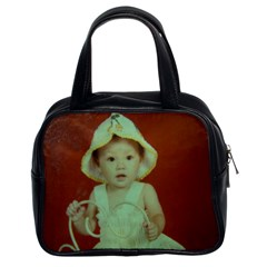 By 402   Classic Handbag (two Sides)   Bbkcnz60zhzn   Www Artscow Com Front