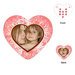 love playing card - Playing Cards (Heart)