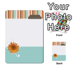 Sweet Blue Matching Game By Spaces For Faces   Multi Purpose Cards (rectangle)   Pco6k5nkjfq6   Www Artscow Com Front 53