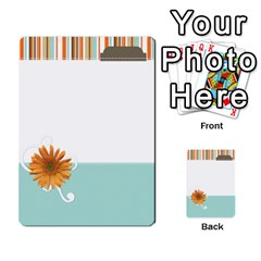 Sweet Blue Matching Game By Spaces For Faces   Multi Purpose Cards (rectangle)   Pco6k5nkjfq6   Www Artscow Com Front 12