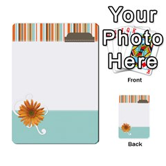 Sweet Blue Matching Game By Spaces For Faces   Multi Purpose Cards (rectangle)   Pco6k5nkjfq6   Www Artscow Com Front 20