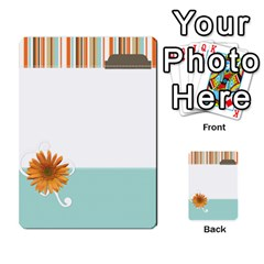 Sweet Blue Matching Game By Spaces For Faces   Multi Purpose Cards (rectangle)   Pco6k5nkjfq6   Www Artscow Com Front 21
