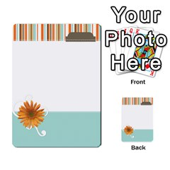 Sweet Blue Matching Game By Spaces For Faces   Multi Purpose Cards (rectangle)   Pco6k5nkjfq6   Www Artscow Com Front 33