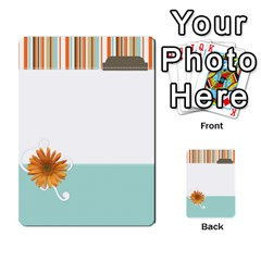 Sweet Blue Matching Game By Spaces For Faces   Multi Purpose Cards (rectangle)   Pco6k5nkjfq6   Www Artscow Com Front 35