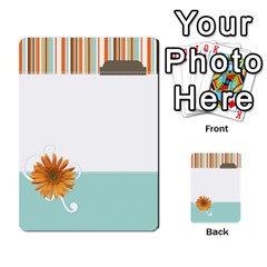 Sweet Blue Matching Game By Spaces For Faces   Multi Purpose Cards (rectangle)   Pco6k5nkjfq6   Www Artscow Com Front 37