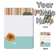 Sweet Blue Matching Game By Spaces For Faces   Multi Purpose Cards (rectangle)   Pco6k5nkjfq6   Www Artscow Com Front 38