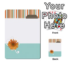 Sweet Blue Matching Game By Spaces For Faces   Multi Purpose Cards (rectangle)   Pco6k5nkjfq6   Www Artscow Com Front 39