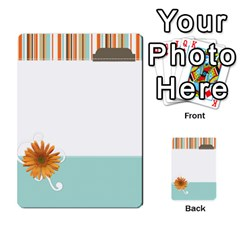 Sweet Blue Matching Game By Spaces For Faces   Multi Purpose Cards (rectangle)   Pco6k5nkjfq6   Www Artscow Com Front 40