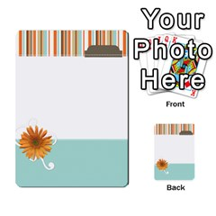 Sweet Blue Matching Game By Spaces For Faces   Multi Purpose Cards (rectangle)   Pco6k5nkjfq6   Www Artscow Com Front 42