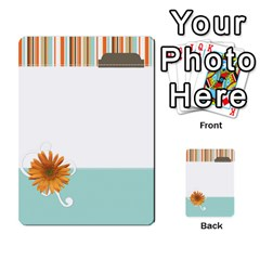 Sweet Blue Matching Game By Spaces For Faces   Multi Purpose Cards (rectangle)   Pco6k5nkjfq6   Www Artscow Com Front 43