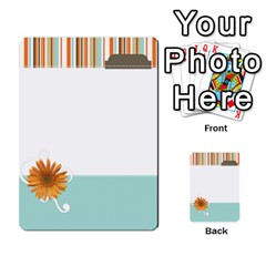 Sweet Blue Matching Game By Spaces For Faces   Multi Purpose Cards (rectangle)   Pco6k5nkjfq6   Www Artscow Com Front 44