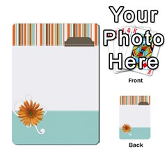 Sweet Blue Matching Game By Spaces For Faces   Multi Purpose Cards (rectangle)   Pco6k5nkjfq6   Www Artscow Com Front 45