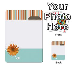 Sweet Blue Matching Game By Spaces For Faces   Multi Purpose Cards (rectangle)   Pco6k5nkjfq6   Www Artscow Com Front 47