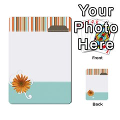 Sweet Blue Matching Game By Spaces For Faces   Multi Purpose Cards (rectangle)   Pco6k5nkjfq6   Www Artscow Com Front 49