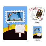 Fun playing card  - Playing Cards Single Design
