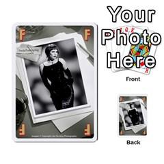 2010 Black Vienna 1 By Steve Sisk   Multi Purpose Cards (rectangle)   Lmrv927n8jdo   Www Artscow Com Front 6