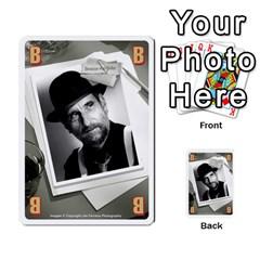 2010 Black Vienna 1 By Steve Sisk   Multi Purpose Cards (rectangle)   Lmrv927n8jdo   Www Artscow Com Front 2