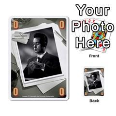 2010 Black Vienna 1 By Steve Sisk   Multi Purpose Cards (rectangle)   Lmrv927n8jdo   Www Artscow Com Front 15