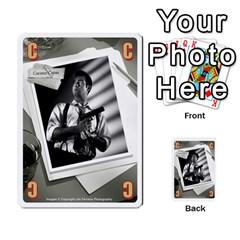 2010 Black Vienna 1 By Steve Sisk   Multi Purpose Cards (rectangle)   Lmrv927n8jdo   Www Artscow Com Front 3