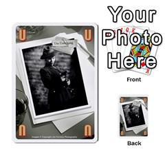 2010 Black Vienna 1 By Steve Sisk   Multi Purpose Cards (rectangle)   Lmrv927n8jdo   Www Artscow Com Front 21