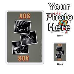 2010 Black Vienna 1 By Steve Sisk   Multi Purpose Cards (rectangle)   Lmrv927n8jdo   Www Artscow Com Front 30