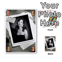 2010 Black Vienna 1 By Steve Sisk   Multi Purpose Cards (rectangle)   Lmrv927n8jdo   Www Artscow Com Front 5