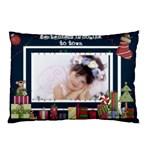 Santa Claus Christmas Pillow Case