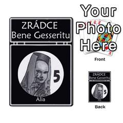 Duna   Zradcovia By Monkeyml   Multi Purpose Cards (rectangle)   Vebrrfhas4hj   Www Artscow Com Front 11