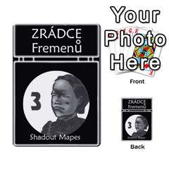 Duna   Zradcovia By Monkeyml   Multi Purpose Cards (rectangle)   Vebrrfhas4hj   Www Artscow Com Front 17
