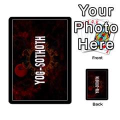 Duna   Zradcovia By Monkeyml   Multi Purpose Cards (rectangle)   Vebrrfhas4hj   Www Artscow Com Back 32