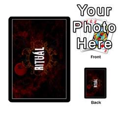 Duna   Zradcovia By Monkeyml   Multi Purpose Cards (rectangle)   Vebrrfhas4hj   Www Artscow Com Back 36