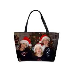 Xmas Purse By Samantha   Classic Shoulder Handbag   G27jpvwpxqh9   Www Artscow Com Front