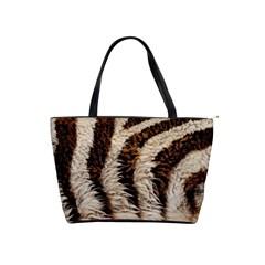 Zebra Bag By Maryka De Vries   Classic Shoulder Handbag   52ibw5nyaqzf   Www Artscow Com Front