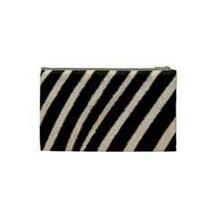 Zebra   Custom Cosmetic Bag By Carmensita   Cosmetic Bag (small)   Sedi1qp6pfgk   Www Artscow Com Back