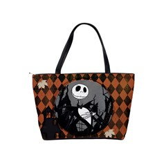 Halloween Purse By Jodi   Classic Shoulder Handbag   Ts43js18xifa   Www Artscow Com Back