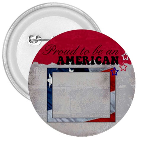 American   Button By Carmensita   3  Button   Sdch65euklni   Www Artscow Com Front