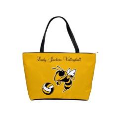 By Jennie Mcgovern Livezey   Classic Shoulder Handbag   Yyfmsnbshilk   Www Artscow Com Front
