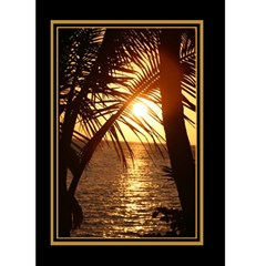 Img 1648 Gold Vert 5x7 Card By Ellan   Greeting Card 5  X 7    88sgbr8mvt2a   Www Artscow Com Front Cover