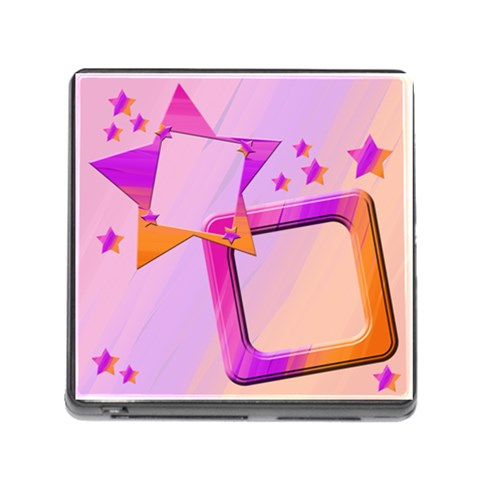 Stars3 By Add In Goodness And Kindness   Memory Card Reader (square)   Fngy0taw2bdo   Www Artscow Com Front