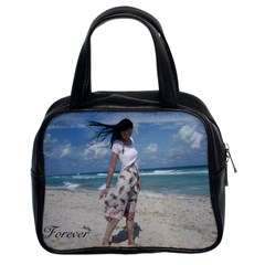 Love By Hotyy2008 Hotmail Com   Classic Handbag (two Sides)   X1121luz1ea2   Www Artscow Com Front