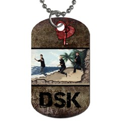 Dsk3 Tag By Cindy   Dog Tag (two Sides)   Nay1u46iecrs   Www Artscow Com Back