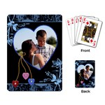 Romance Playing Cards - Playing Cards Single Design