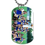 Caitlin Tag - Dog Tag (Two Sides)