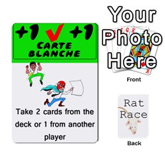 Rat Race 8 1  Part 2 By Jeroen Geenen   Playing Cards 54 Designs   R30xikyknkzi   Www Artscow Com Front - Diamond8