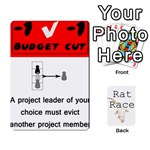 rat race 8.1- part 1 - Playing Cards 54 Designs