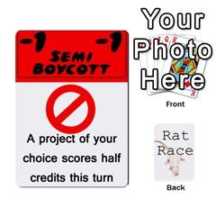 Rat Race 8 1  Part 1 By Jeroen Geenen   Playing Cards 54 Designs   Mxi6ue0e0jaa   Www Artscow Com Front - Heart4
