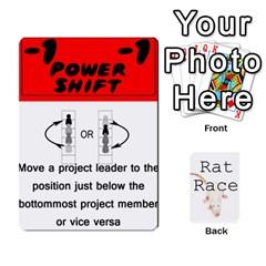 King Rat Race 8 1  Part 1 By Jeroen Geenen   Playing Cards 54 Designs   Mxi6ue0e0jaa   Www Artscow Com Front - ClubK