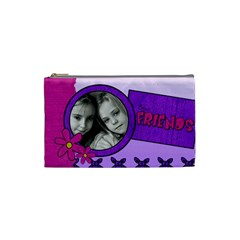 Girlfriends   Cosmetic Bag (large)   By Carmensita   Cosmetic Bag (small)   0myt6hbkvsu2   Www Artscow Com Front