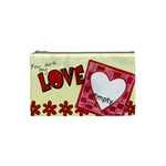You are my love - Cosmetic Bag (Large)   - Cosmetic Bag (Small)